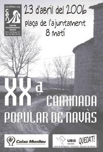 CARTELL CAMINADA 2006.CDR