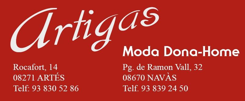 LOGO ARTIGAS MODA