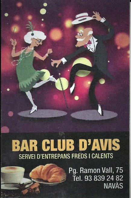 LOGO BAR CLUB D'AVIS