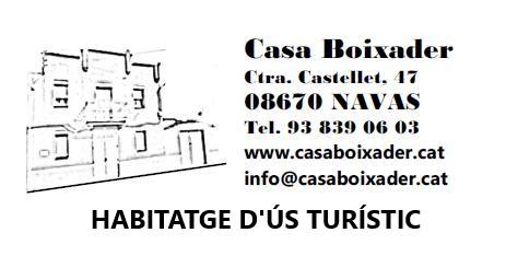LOGO CASA BOIXADER